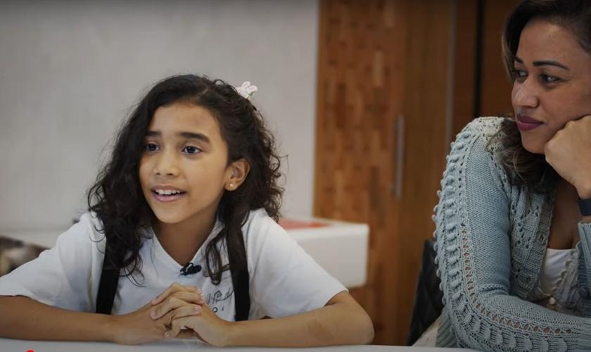 A ADVEC produziu um vídeo com crianças em defesa da família. (Foto: Reprodução/YouTube)