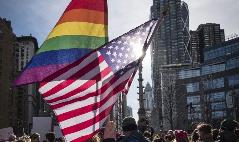 O Departamento de Educação na Virgínia tenta forçar a entrada da política transgênero em escolas do estado. (Foto: Ira L. Black/Corbis/Getty Images)