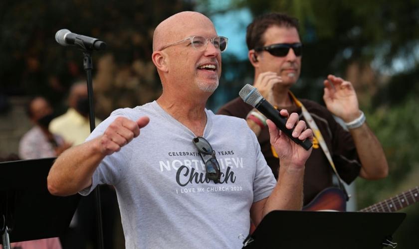 Steve Poe, pastor sênior da igreja de Northview, EUA. (Foto: Ann Marie Shambaugh)
