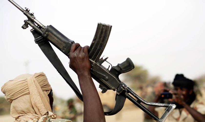 Forças especiais da Nigéria preparam-se para enfrentar o Boko Haram em Diffa Joe Penney/Reuters.