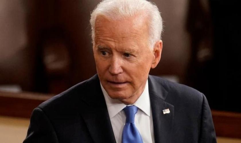 Presidente americano, Joe Biden. (Foto: Andrew Harnik/AFP)