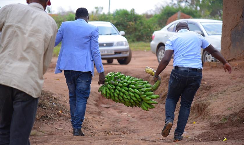 Líderes cristãos em partes remotas do oeste de Uganda recebem apoio. (Foto: Reprodução / Pacesetters Initiative for Africa).