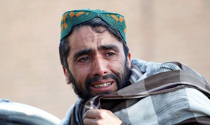 80 mil afegãos ficaram para trás na evacuação que encerrou nesta segunda-feira (30). (Foto: Reuters).