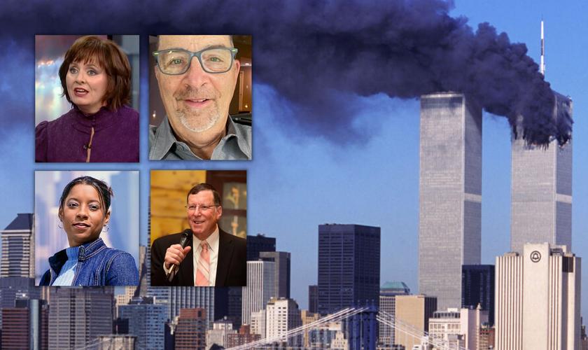 Histórias do 11 de Setembro reacendem a fé em meio à tragédia (Foto: Reprodução)
