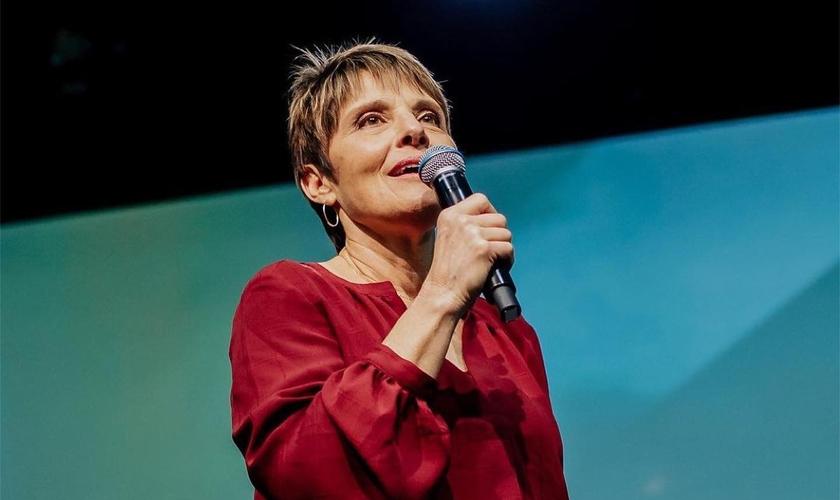 Joanne Moody estará no Brasil para a conferência Voz dos Apóstolos. (Foto: Agape Freedom Fighters)