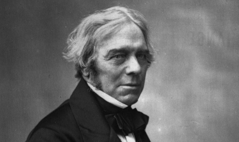 O físico e químico, Michael Faraday. (Foto: Reprodução / Pinterest)