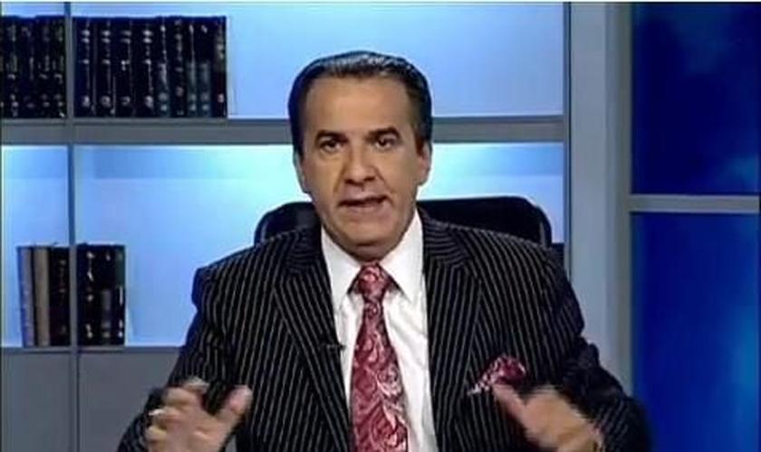 Silas Malafaia é pastor, líder da Associação Vitória em Cristo e apresentador de TV