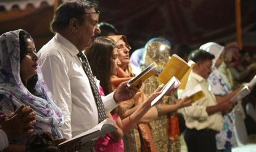 Cristãos paquistaneses