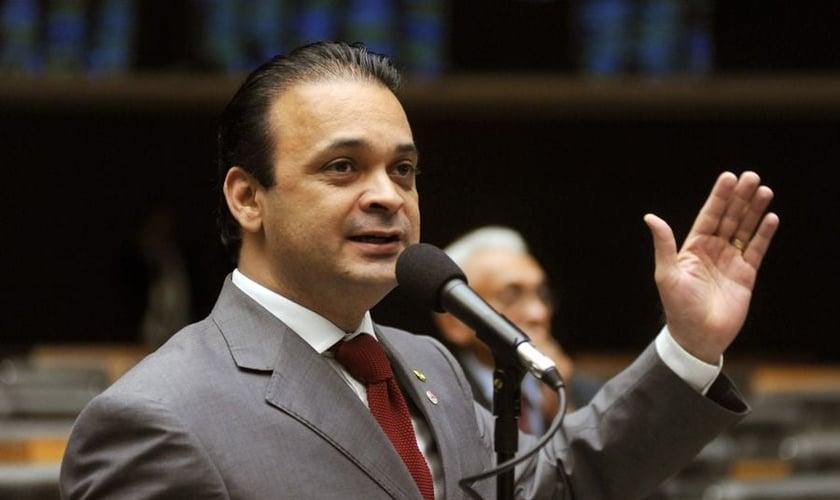 Roberto de Lucena é deputado federal licenciado e Secretário de Turismo do Estado de São Paulo
