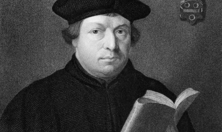 Martinho Lutero (1483-1546) marcou o seu nome na história mundial, como o homem que deu início à Reforma Protestante.