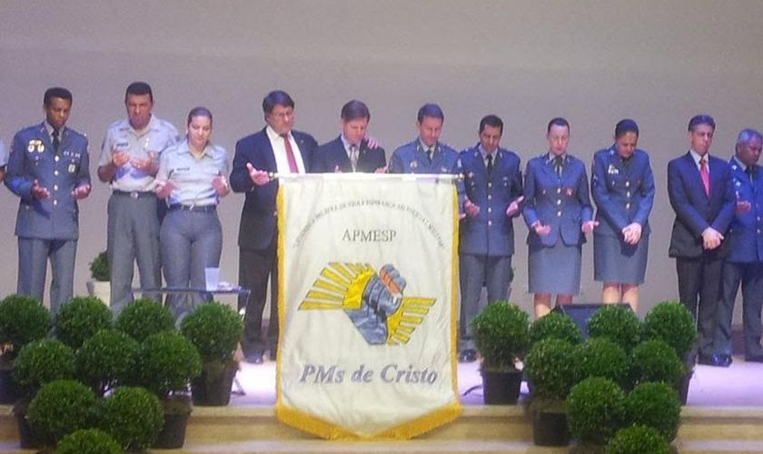 Os PMs de Cristo atuam em mais de 100 núcleos, espalhados pelo Estado de SP, oferecendo acompanhamento espiritual e emocional aos policiais, bem como as famílias deste.