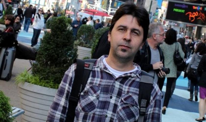 Sandro Baggio, missionário do Steiger International e pastor-mentor do Projeto 242.