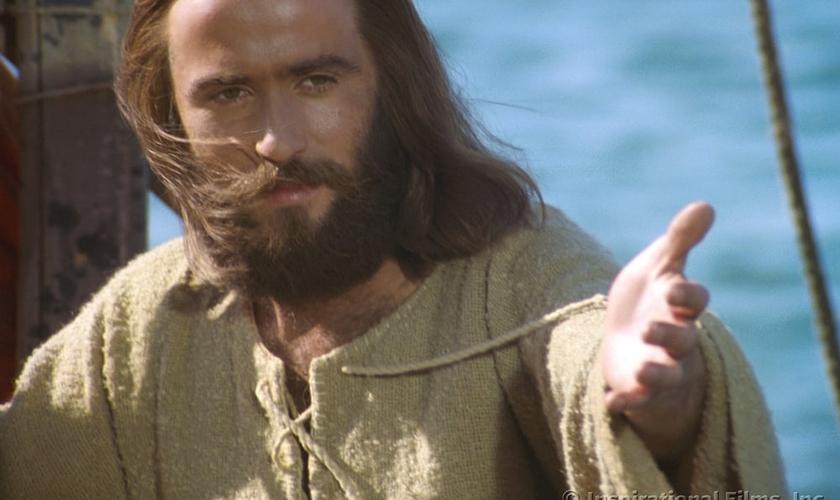 """Cena do filme """"Jesus"""", projeto de evangelismo pelo mundo. (Foto: Reprodução/The Jesus Film Project)"""