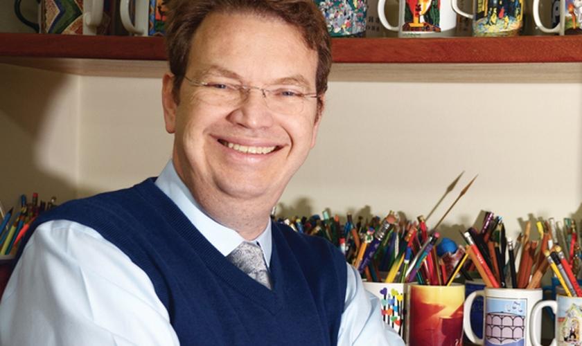 William Douglas já palestrou para 850 mil pessoas e vendeu mais de 400 mil livros. (Foto: Eduardo Zappia)