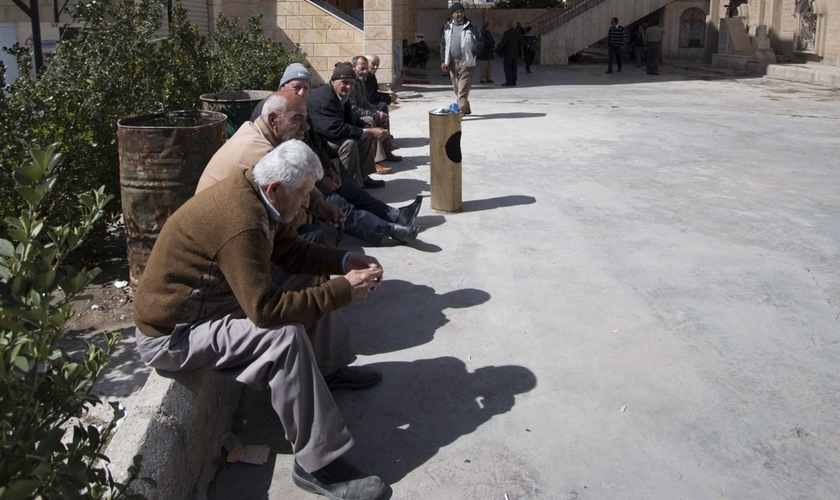 Assírios refugiados
