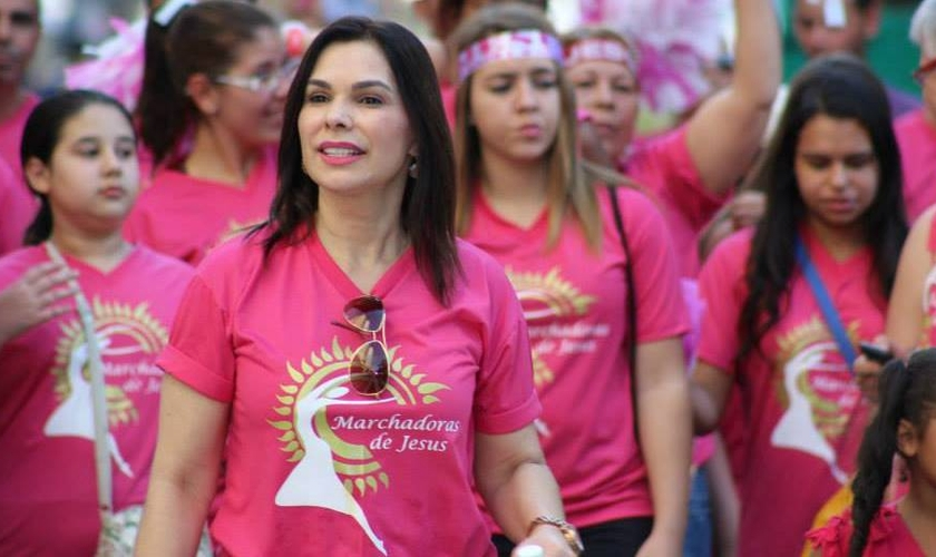 Leonice da Paz foi vereadora de Campinas (SP) e tem se engajado na luta contra a violência doméstica e o abuso sexual infantil.