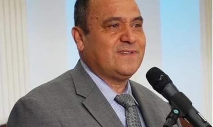 Pastor Elyeo Perreira (Foto: CPAD)