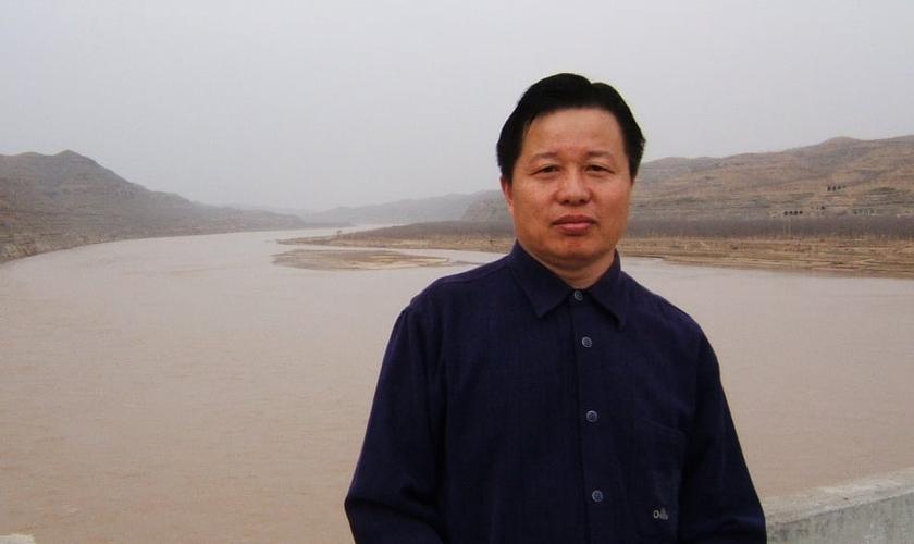 Gao Zhisheng tem 51 anos e cumpriu pena em uma prisão da China, durante três anos. (Foto: Transcending Fear)