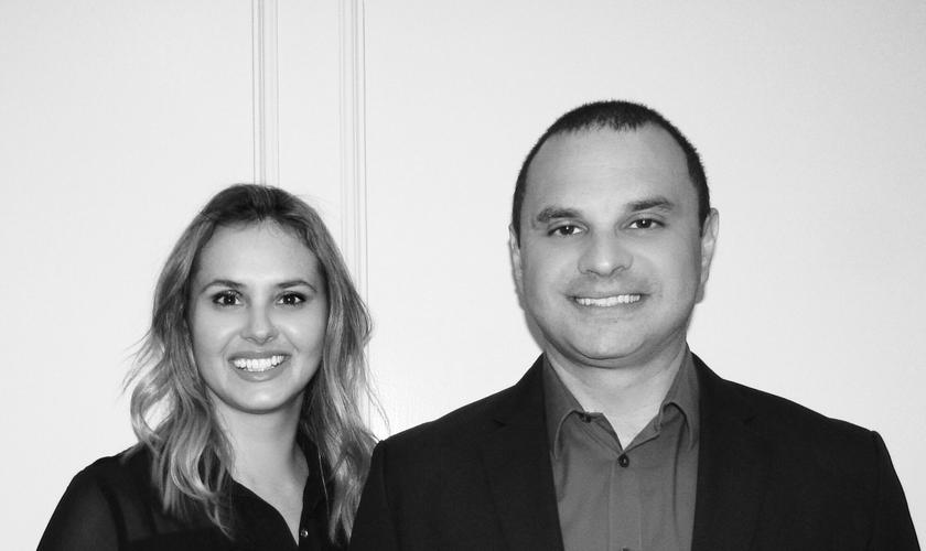 Pastores Glauber e Priscila Alencar irão liderar os cultos em língua portuguesa da igreja Life Central, em Plano, Texas (Foto: Divulgação)