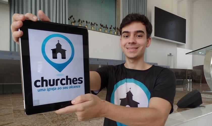 O aplicativo foi desenvolvido pelo capixaba Ricardo Araújo. (Foto: Divulgação)