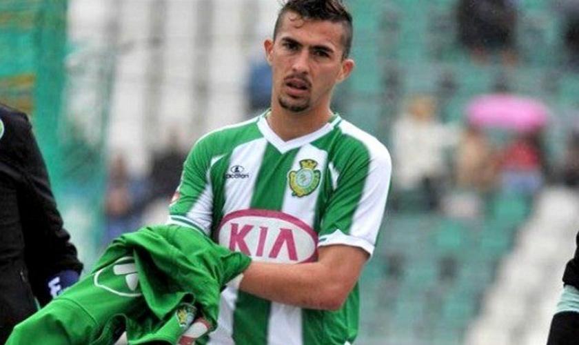 Além do Sporting, Cristiano defendeu outros times de Portugal como o Vitória de Setúbal. (Foto: Divulgação)
