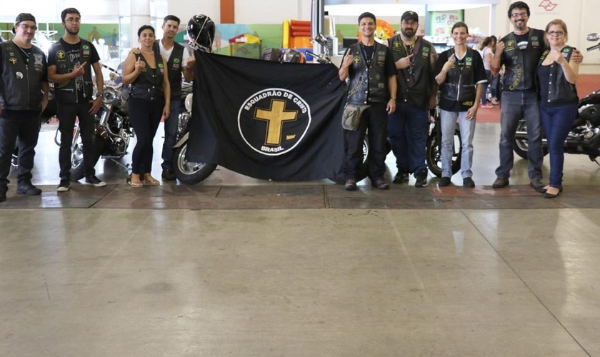Em São Paulo, a equipe é composta por cerca de 16 pessoas, entre mulheres e crianças. (Foto: Guiame/ Marcos Paulo Corrêa)
