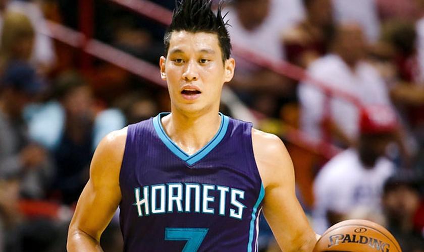 Jeremy Lin é um dos destaques da principal liga de basquetebol dos Estados Unidos, a NBA. (Foto: USATSI)