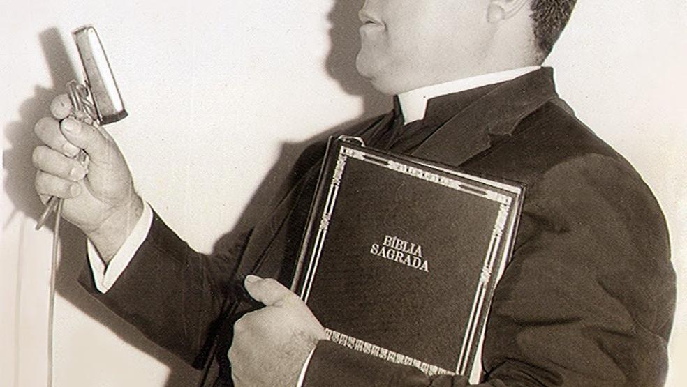 Trajetória do Missionário David Miranda