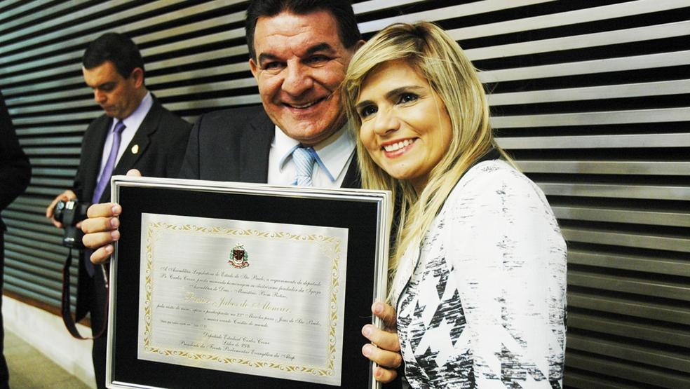 Café de Pastores pró Marcha para Jesus na Assembleia Legislativa do Estado de São Paulo