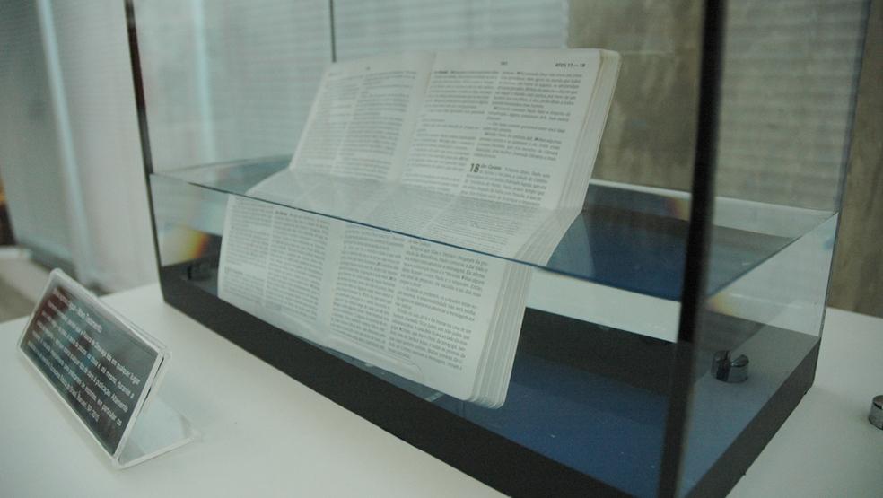 Bíblia a prova d'água