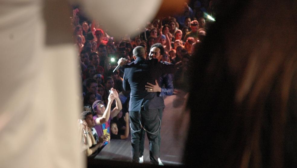 """Com participação de Naldo Benny, Thalles Roberto grava CD e DVD com o título """"ID3"""""""