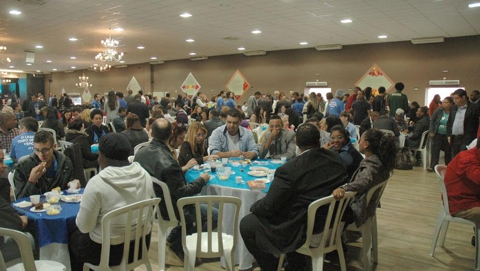 Café da Unidade em Prol da Marcha Para Jesus 2015