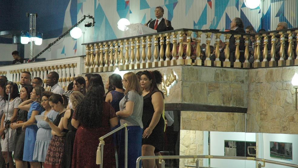 Aniversário de 60 anos da Igreja O Brasil Para Cristo