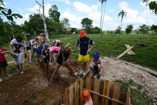 Adra _ Voluntariado no Amazonas04