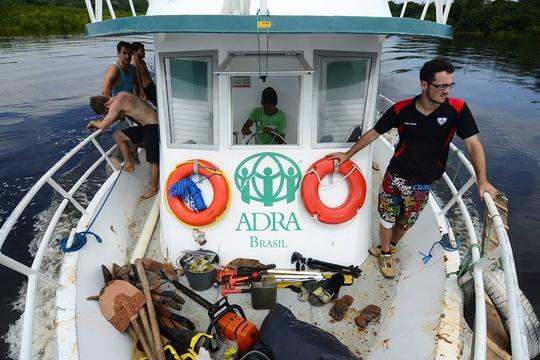 Adra _ Voluntariado no Amazonas02