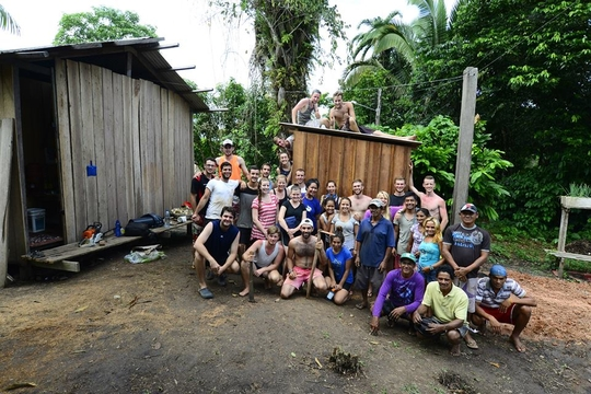 Adra _ Voluntariado no Amazonas09