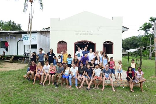 Adra _ Voluntariado no Amazonas14