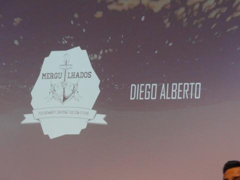 Mergulhados 2014 - Pr Diego Alberto II