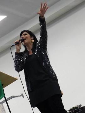 Fernanda Brum_Gravação do CD