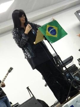 Fernanda Brum_Gravação CD