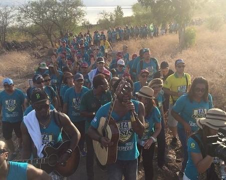Segunda edição da Marcha Para Jesus acontece  em Israel