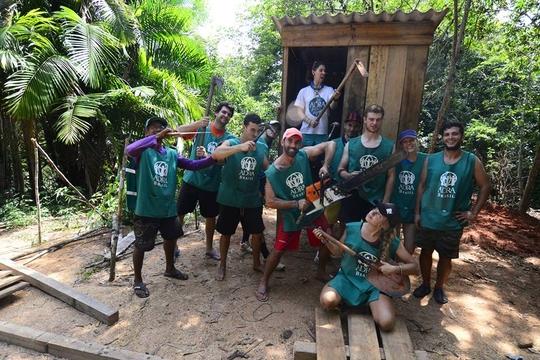 Adra _ Voluntariado no Amazonas13