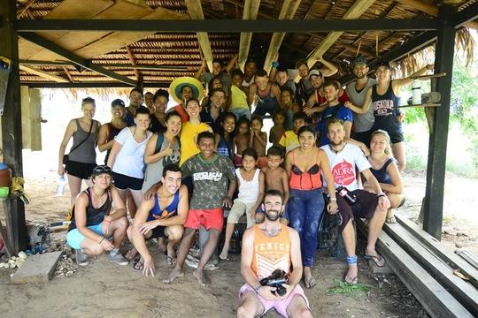 Adra _ Voluntariado no Amazonas01