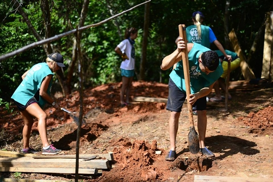 Adra _ Voluntariado no Amazonas11