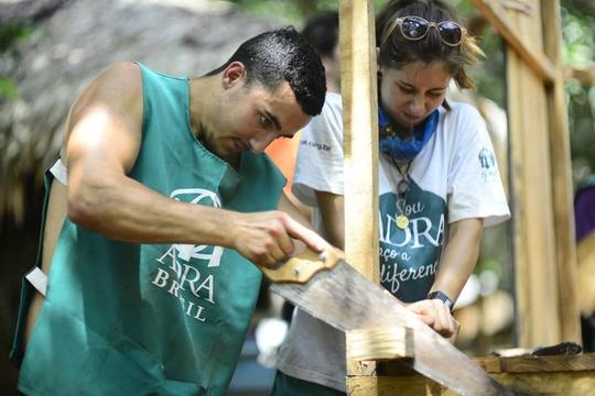 Adra _ Voluntariado no Amazonas12