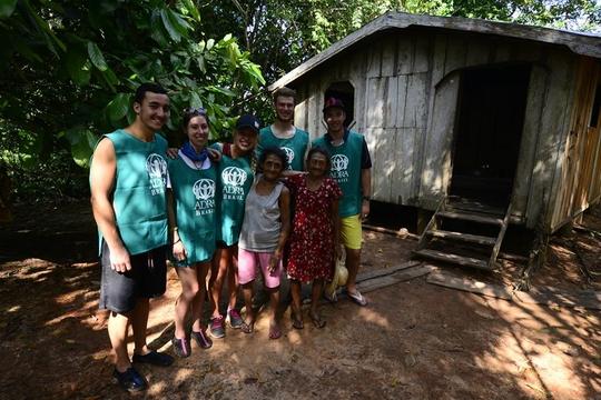 Adra _ Voluntariado no Amazonas10