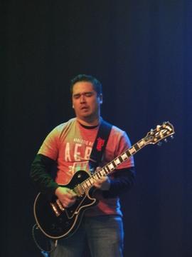 Mergulhados 2014 - Guitarra