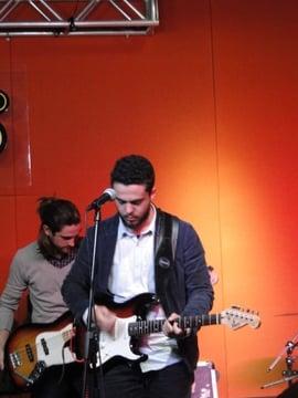 Gospel music café