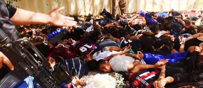 Terroristas Iraquianos divulgam imagens de execução
