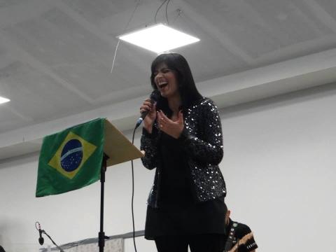 Fernanda Brum_Gravação CD da Eternidade